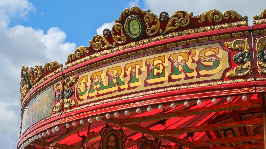 2019 Tour Locations Carters Steam Fair