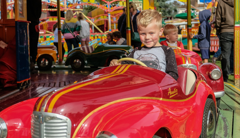 Events | Carters Steam Fair